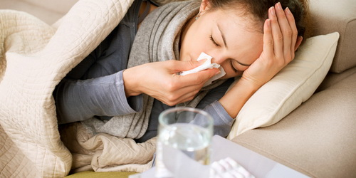 Rudeninis peršalimas